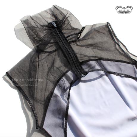 [MALDIRE・Ready to Wear] BROOMRAPE / Hydrangeas and Ferns