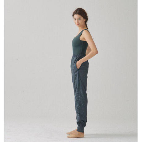 """[S M K] DOTS RECYCLED POLYESTER UNISEX PANTS """"シャカパン"""""""