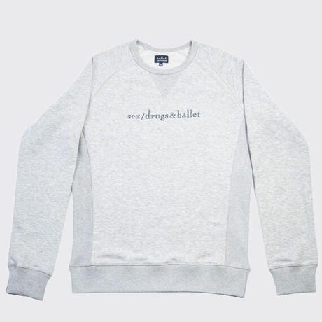 [Ballet Maniacs] Sex / drugs & ballet sweatshirt for Boys