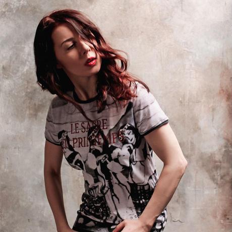 [Ballet Maniacs] Nijinsky T-shirt Le Sacre du Printemps