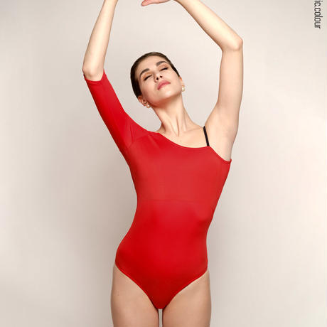 [Zidans] 1 Sleeve 1 Strap leotard + New Colours!