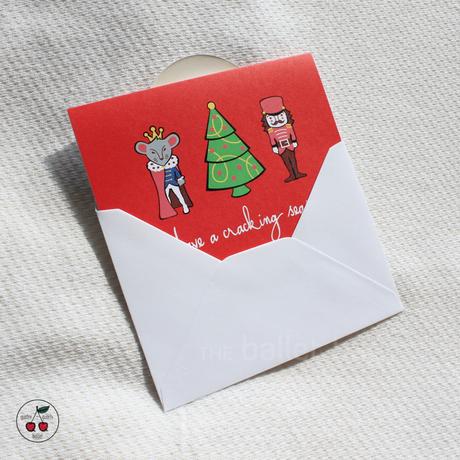 [The Ballet Bag] Have a cracking season! Card
