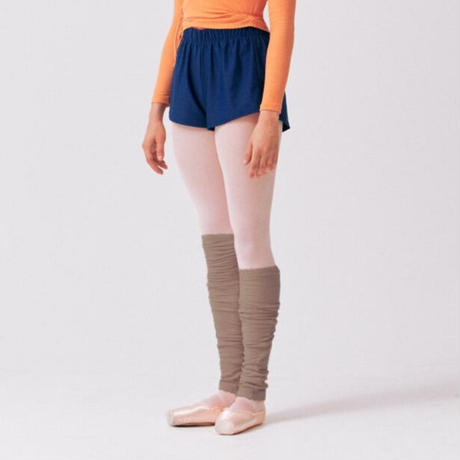 [S M K] TENCEL™ WRAPPED TOP & LEGWARMERS SET