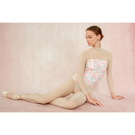 "[Ballet Maniacs] Leggings ""Nude Rose"""