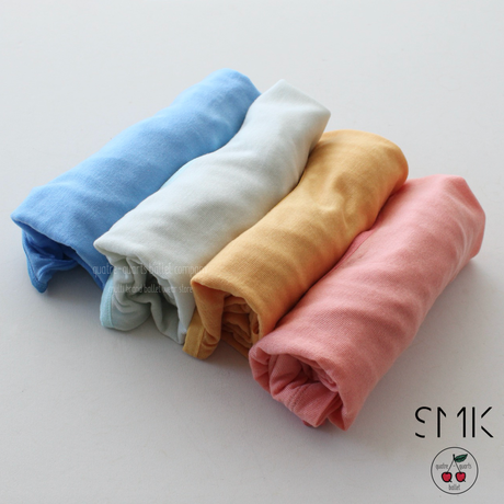 [S M K] TENCEL™ FITTED TEE New Colours! (TS01_FITTED)