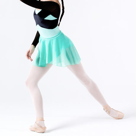 [Ballet Maniacs] Wrap Skirt 'Mint'