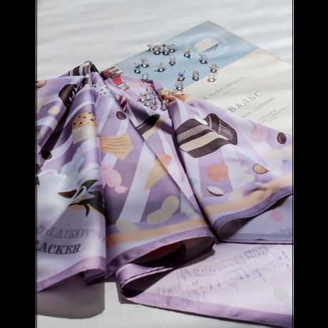 [Ballet Maniacs] Shawl with print x 3 prints