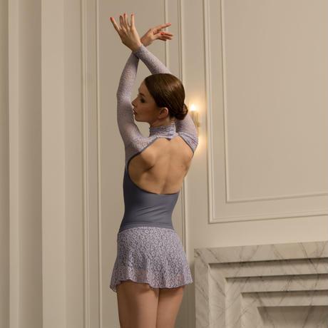 [Ballet Maniacs] Skirt & shorts by Evgenia Obraztsova Lavender