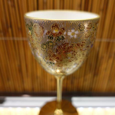 ワインカップ(金花詰)