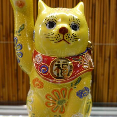 5G招き猫(黄盛右手)