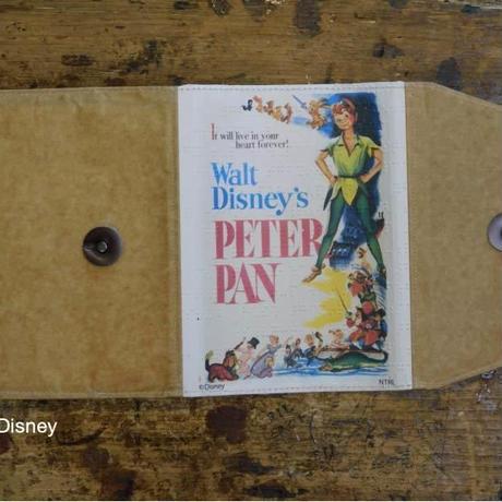 DCR-015文庫本ブックカバー ピーターパン