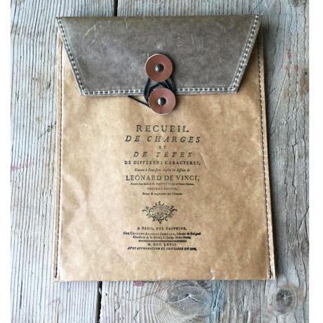 Book Bag  文庫本・新書判用 <iPad mini対応サイズ>