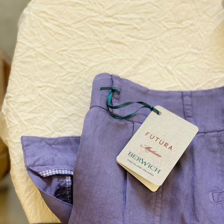 【Berwich】lavender pants