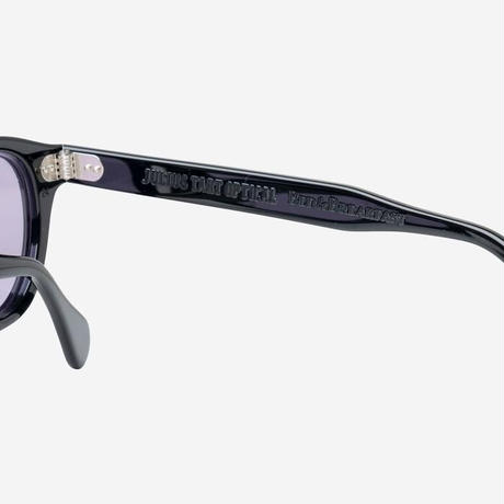 【Bed&Breakfast ベッド&ブレイクファースト】Julius Tart×Bed&Breakfast Sunglasses in Black Frame×Purple Lens