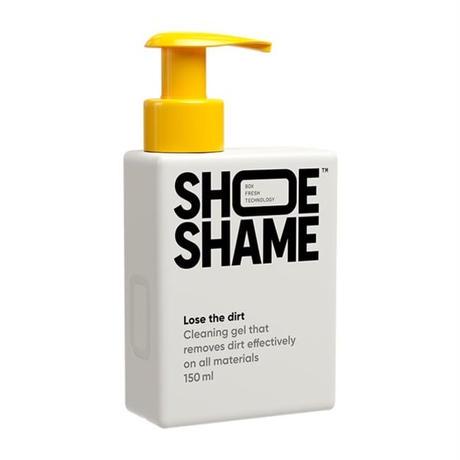 Shoe Shame(シューシェイム) Lose the dirt| シューケア用品|