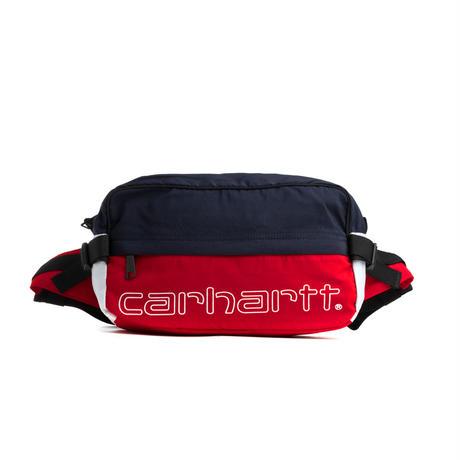 Carhartt Sac Terrace Hip Bag Cardinal//Dark Navy//White