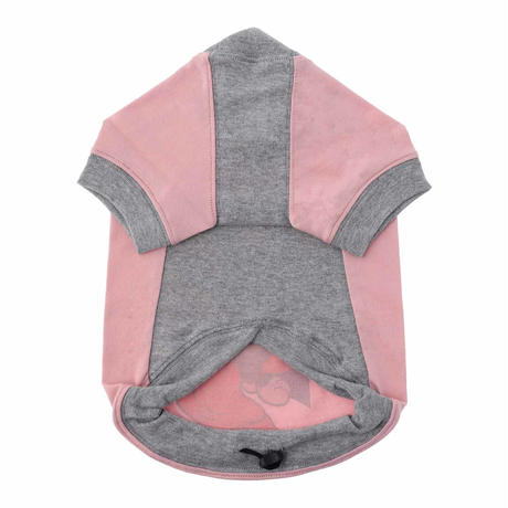 【HAINU ハイヌ】My base T-shirts for Dog  (マイベースティー)blue/pink