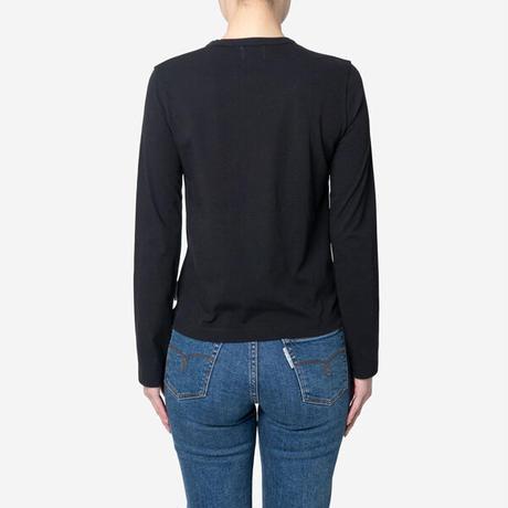 【Bed&Breakfast】Technorama Standard Long Sleeve in Black