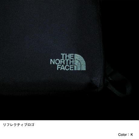 【The North Face /ノースフェイス】Shuttle Daypack Slim  NM82055 K