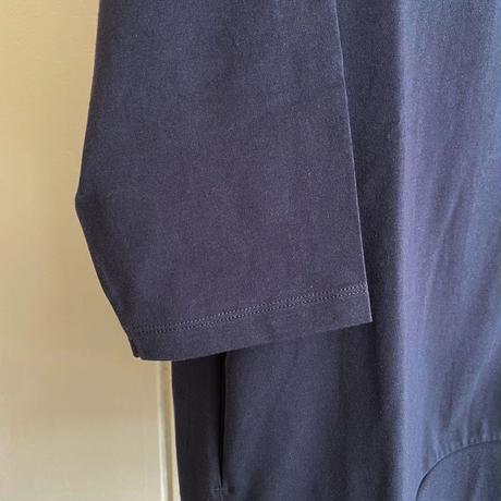 【siro de labonte シロ】hoody pullover-charcoal