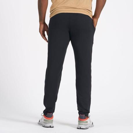 【vuori/ヴオリ】PONTO PERFORMANCE PANTS (ポントパフォーマンスパンツ) V418 BLACK
