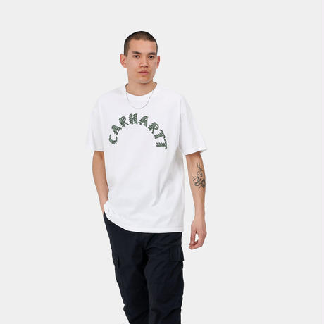 【Carhartt WIP /カーハートウィップ】S/S Plant Script T-Shirt