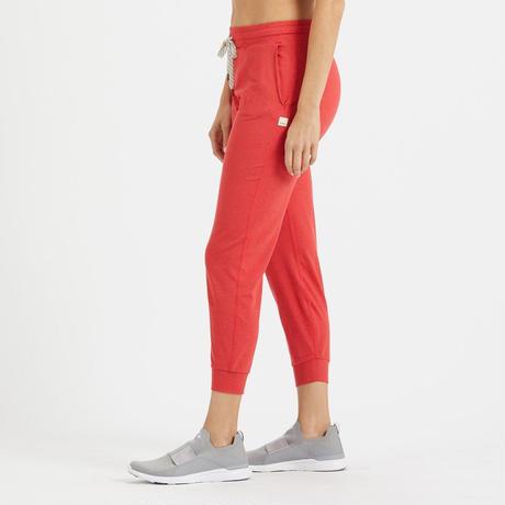 【vuori/ヴオリ】WOMENS performance jogger (パフォーマンスジョガー) VW303 MELON