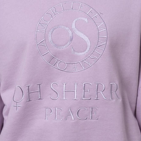 【Greed International グリードインターナショナル】Oh'Sherry PEACE in Lavender