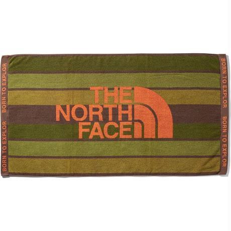 【The North Face /ノースフェイス】Mt.Rainbow Towel M  (マウンテンレインボータオルM NNB01906 MA/MB