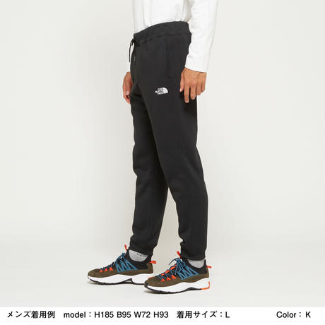 【The North Face】Heather Sweat Pant  (ヘザースウェットパンツ)Z(MIX GREY) NB82035(メンズ)