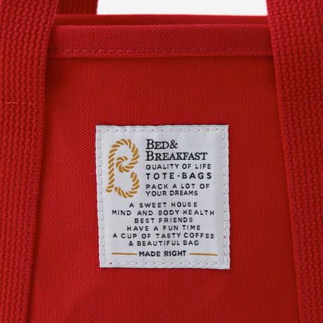 【Bed&Breakfast ベッド&ブレイクファースト】TOTE BAG (トートバッグ)Sサイズ Beige