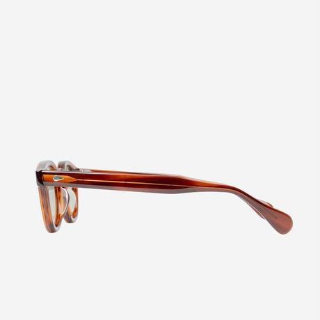 【Bed&Breakfast ベッド&ブレイクファースト】Julius Tart×Bed&Breakfast Sunglasses inin Amber Frame×Green Lens