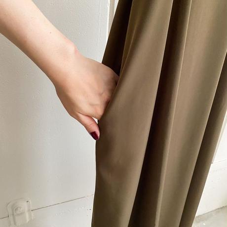 【siro de labonte シロ】CREP camisole OP  (キャミソールワンピース)R113309