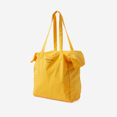 【Bed&Breakfast ベッド&ブレイクファースト】Holidaymaker Bag (トートバッグ)Yellow