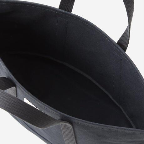 【Bed&Breakfast ベッド&ブレイクファースト】TOTE BAG (トートバッグ)Mサイズ Black