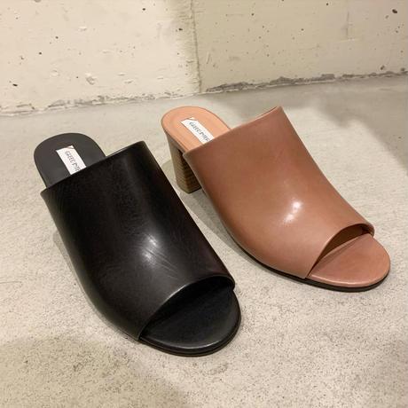 【Greed Internationalグリードインターナショナル】Chunky Heel