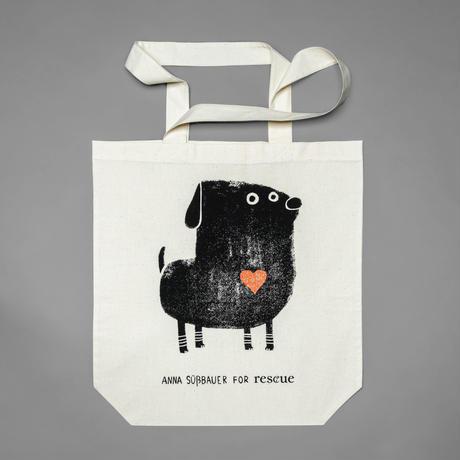 【Cloud7/クラウド7】RESC7UE Tote Bag   (レスキュートートバッグ)Heart