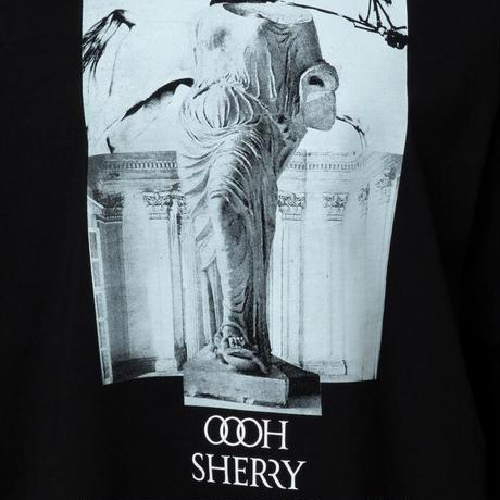 【Greed International グリードインターナショナル】Oh'Sherry statue in Black