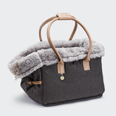 【Cloud7/クラウド7】Dog Bag Como  (ドッグバッグ)-Heather Brown
