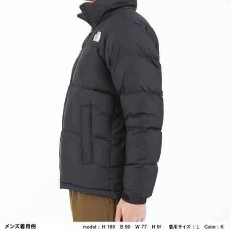 【The North Face】Nuptse Jacket  (ヌプシジャケット)ブラック(K) ND91841
