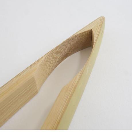 QuantoBasta 国産燻し竹のトング