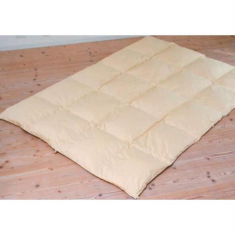 羽毛布団 ウェットクリーニング セミダブル