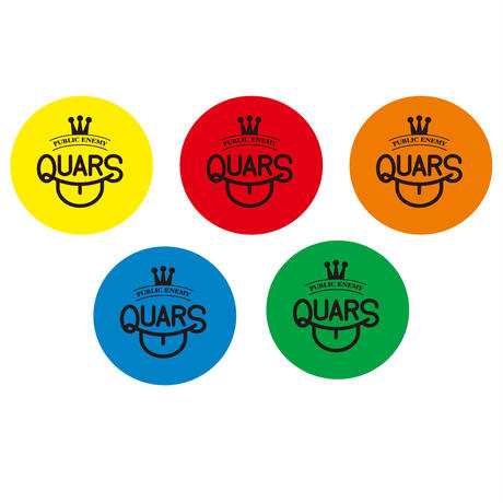 QUARS BADGE SET(COVID-19 LIMITED)