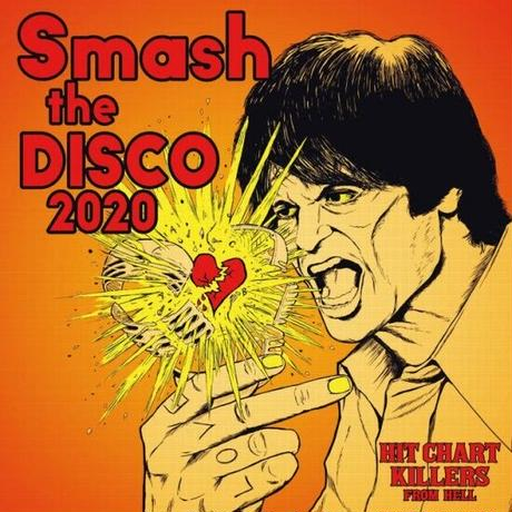 """V.A.""""Smash The DISCO 2020〜HIT CHART KILLERS FROM HELL〜"""""""