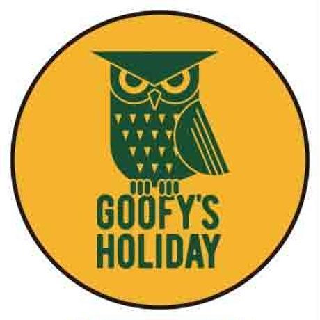 """【〜10/27 予約商品/セット割引】GOOFY'S HOLIDAY""""...Still Riot Goin On""""ALL ITEM KIT(NATURAL Tee)"""