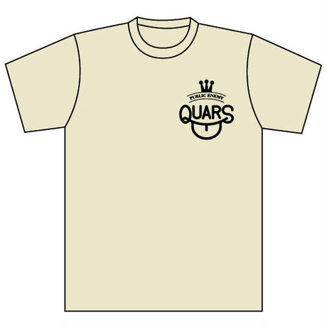 QUARS KIDS Tee NATURAL(COVID-19 LIMITED)