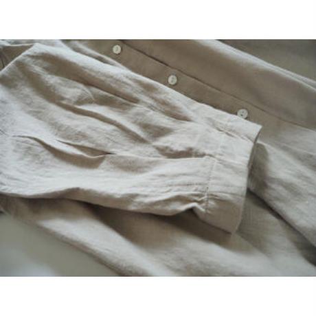 No.281op(Kinari) ラウンドネックドレス/キナリ