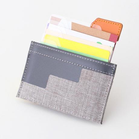 カードケース COLORS グレー