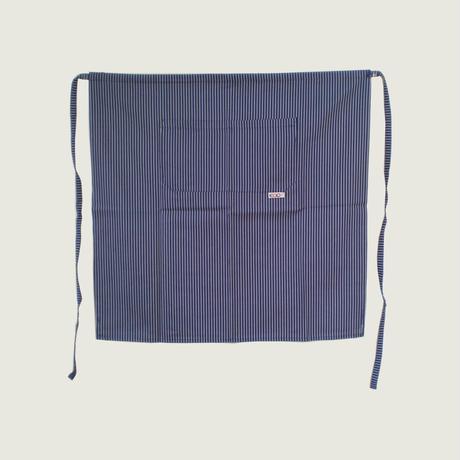 【イタリア製】サロンエプロン フランス(ストライプ柄) エゴシェフ