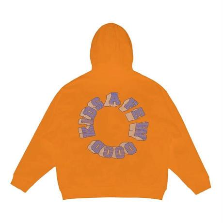 Basic Rhinestone Logo Hoodie